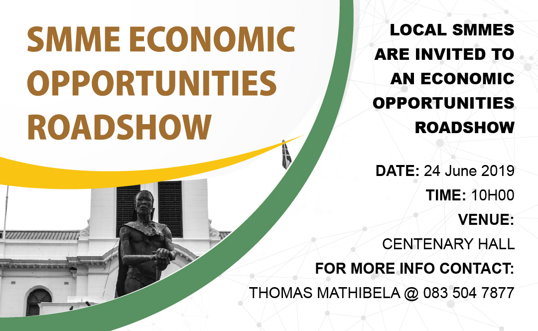 SMME opportunity roadshow