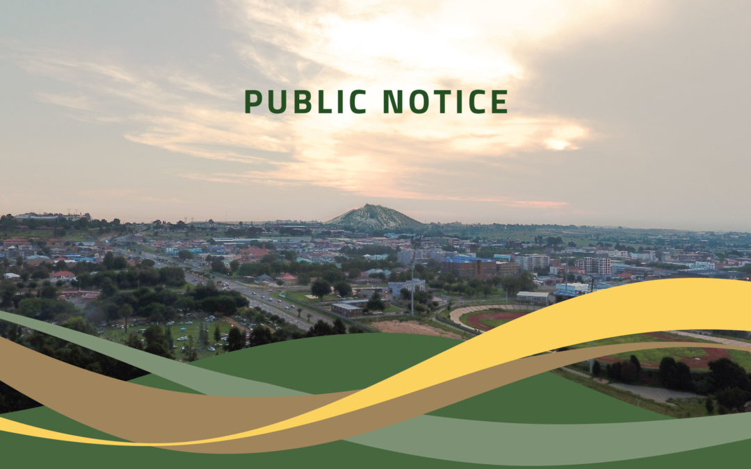 Municipality to close over the festive season
