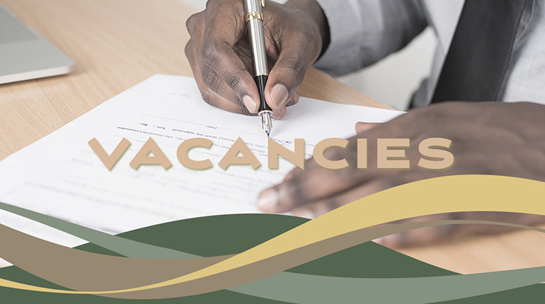 External vacancies