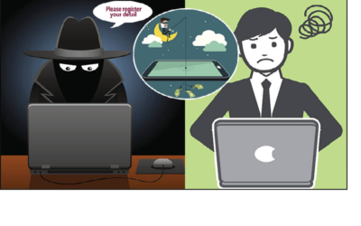 Never fall prey to online job scams